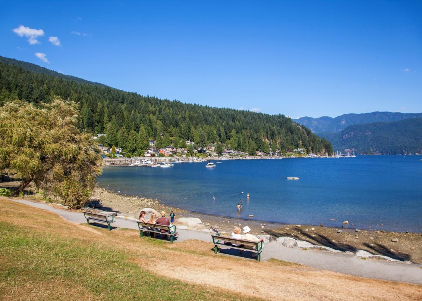 #105 - 4323 Gallant Avenue, Deep Cove, North Vancouver