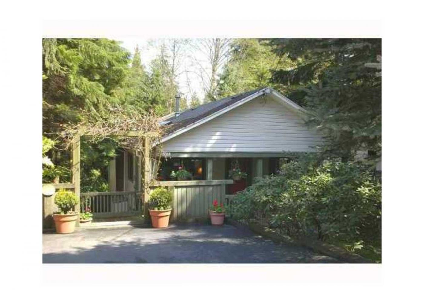 1720 Deep Cove Road, Deep Cove, North Vancouver